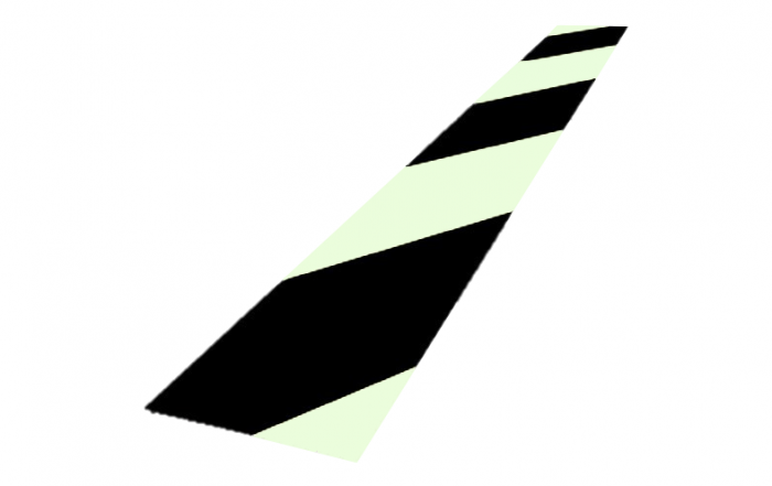 Obstruction Marking Strip