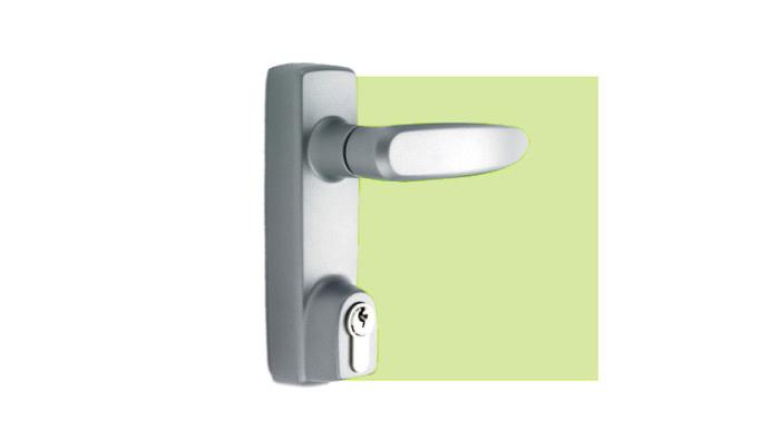 Ecoglo Door Hardware Markings