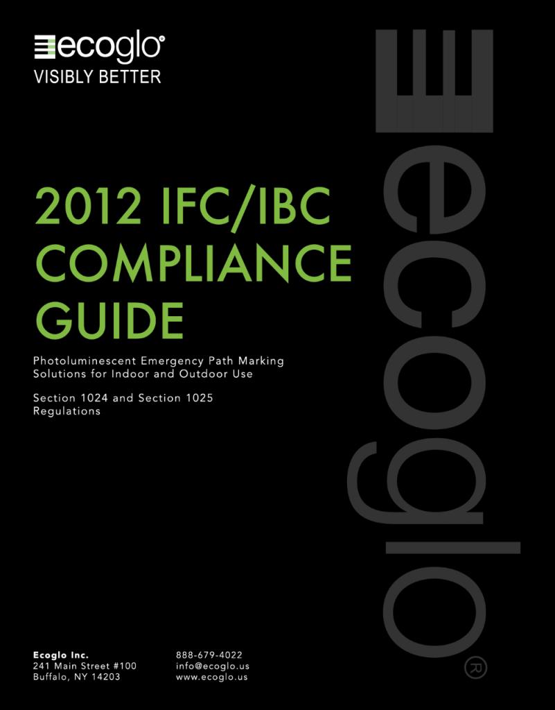 2012 IFC-IBC Code Compliance Guide