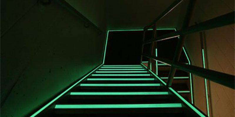 Ecoglo Luminous Stair Nosing