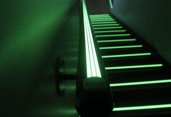 Ecoglo Luminous Stairs