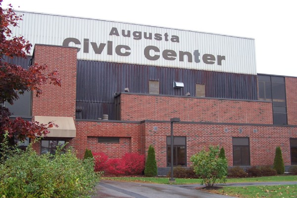 Ecoglo Project at Augusta Civic Center