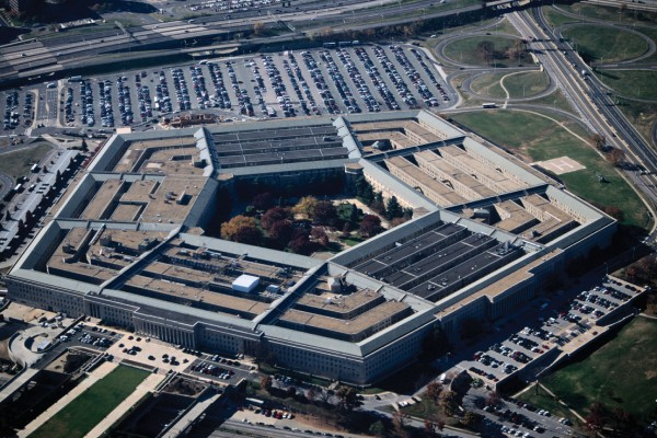 Ecoglo Project at The Pentagon