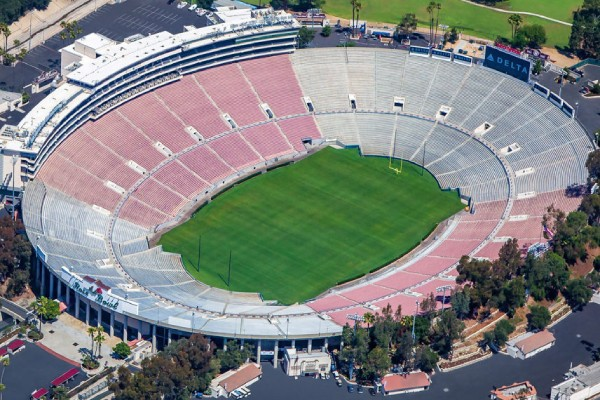 Ecoglo Project at The Rose Bowl