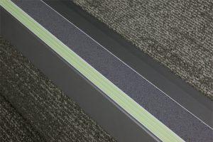 Ecoglo C5261 Luminous Carpet Stair Nosing