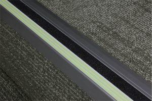 Ecoglo C5271 Luminous Carpet Stair Nosing