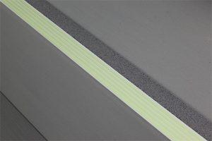 Ecoglo E4061 photoluminescent Contrast Strip