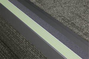 Ecoglo RCA4161 Luminous Carpet Stair Nosing