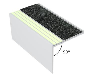 Ecoglo RF7B-E30 Luminescent Resilient Flooring Stair Nosing