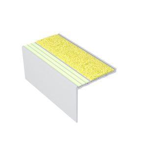 Ecoglo RF7B151 Luminescent Resilient Flooring Stair Nosing