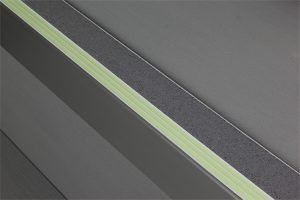 Ecoglo RF7B161 Luminous Resilient Flooring Stair Nosing