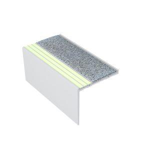 Ecoglo RF7B161 Luminescent Resilient Flooring Stair Nosing