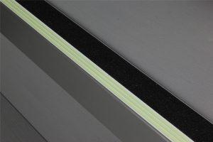 Ecoglo RF7B171 Luminous Resilient Flooring Stair Nosing