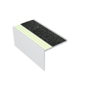 Ecoglo RF7B171 Luminescent Resilient Flooring Stair Nosing