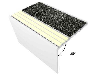 Ecoglo RF7C-E30 Luminescent Resilient Flooring Stair Nosing