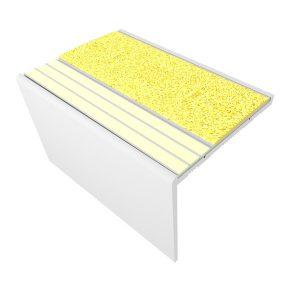 Ecoglo RF7C151 Luminescent Resilient Flooring Stair Nosing