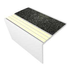 Ecoglo RF7C171 Luminescent Resilient Flooring Stair Nosing