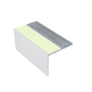 Ecoglo RFA7B161 Luminescent Resilient Flooring Stair Nosing