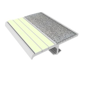 Ecoglo S4061 Luminescent Cast In Place Stair Nosing