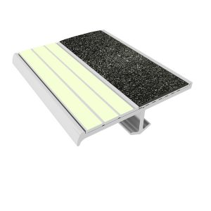 Ecoglo S4071 Luminescent Cast In Place Stair Tread