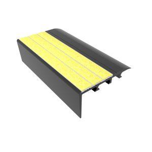 Ecoglo C4250 Anti-Slip Resistant Stair Nosing for Carpet