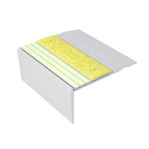 Ecoglo F4151 luminescent Flat Stair Tread