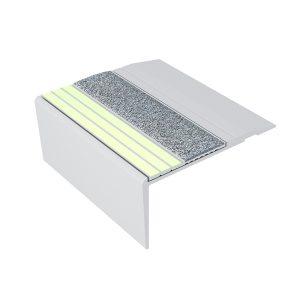 Ecoglo F4161 luminescent Flat Stair Tread
