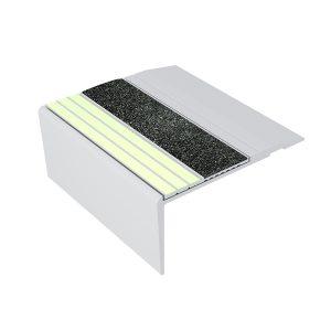 Ecoglo F4171 luminescent Flat Stair Tread