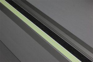 Ecoglo F6171 luminous Flat Stair Tread