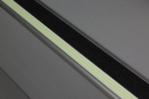 Ecoglo F7171 luminous Flat Stair Tread
