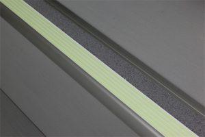 Ecoglo FA8161 luminous Flat Stair Nosing