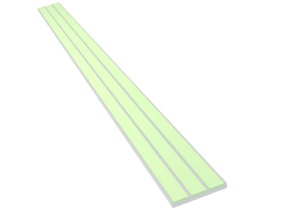 Ecoglo G3001 Luminescent Guidance Strip