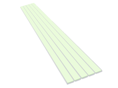 Ecoglo G5001 Luminescent Guidance Strip