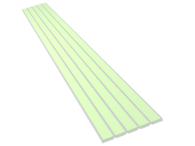 Ecoglo G6001 Luminescent Guidance Strip