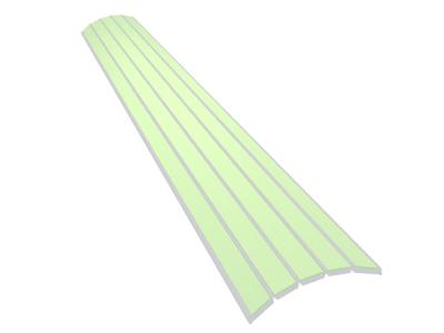 Ecoglo H5001 Luminescent Handrail Strip