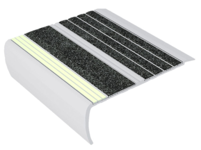 Ecoglo RF5-E30 Luminescent Flat Stair Tread