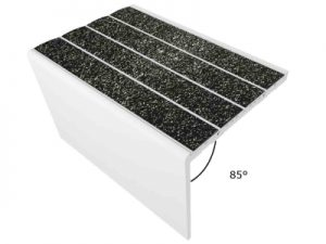 Ecoglo RF7C-N30 Anti-Slip Resilient Flooring Treads