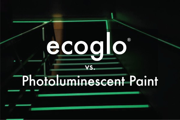ecoglo vs photoluminous paint