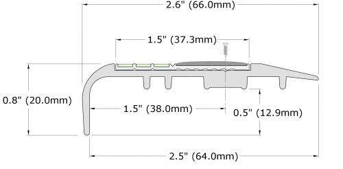 C5-E20-Carpet-Stair-Nosing-dimension