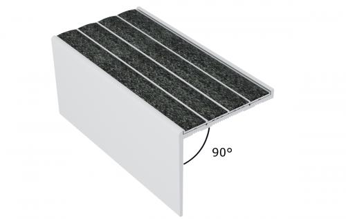 RF7B-E40_Resilient Flooring Nosing_RF7B170-Black